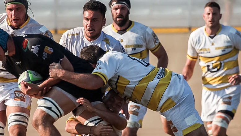 Stade Niçois Rugby VS Sporting Club Albigeois