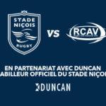 SN vs RCAV   Le mot du parrain du match